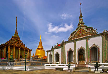Thai Authentic Architecture photo