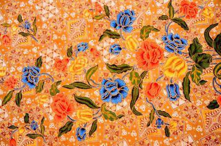 sarong: Thai Sarong with Seamless Image Stock Photo