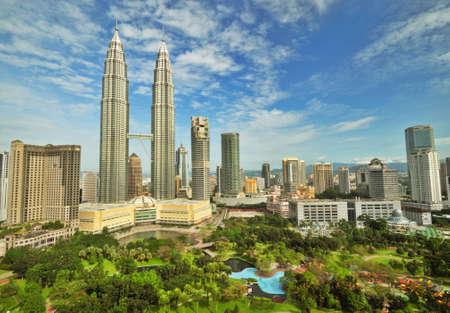 petronas: Torres Gemelas Petronas en Malasia