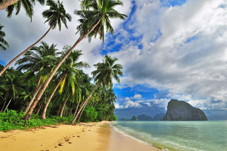 tropical dream sea getaway photo