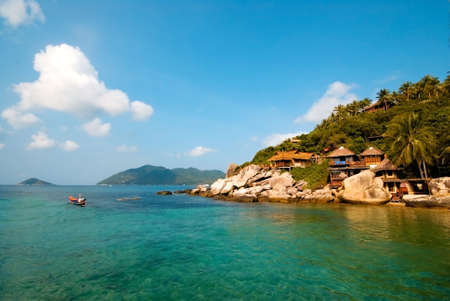A paradise seaside location in Thailand Stock Photo - 5686785