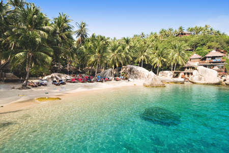 Thai Tropical Beach Bay Scenics Stock Photo - 5762165