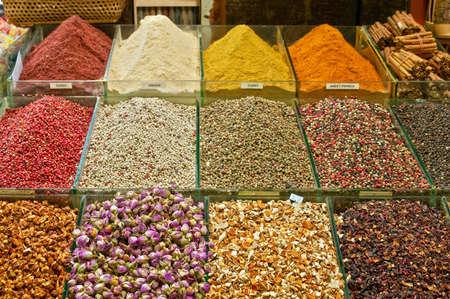 Spice market in Istanbul, Turkey Stock Photo - 7049790
