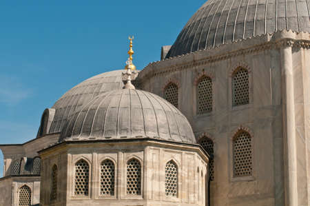 aya: Some of the Aya Sofia Domes, Istanbul, Turkey.
