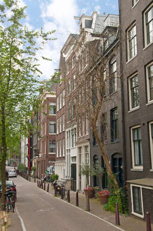 A street in Amsterdam photo
