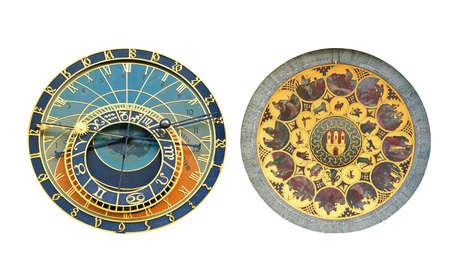 stares: Old Prague Astronomical Clock, Old Town Square, Chzech Republic