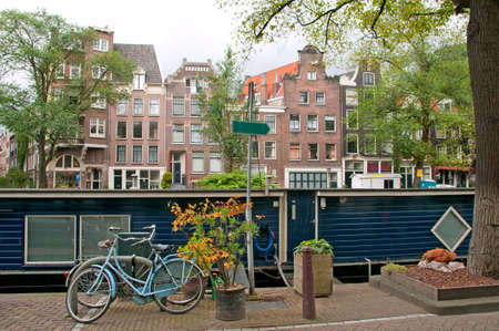 Typical Amsterdam Stock Photo - 11709791