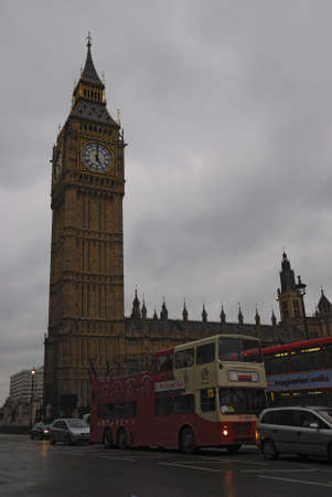 Big Ben tower, London, Great Britain