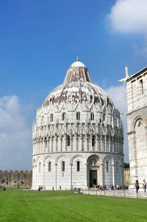 john: Baptistry of St. John, Cathedral of Pisa, Italy