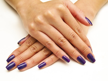 Nails 写真素材