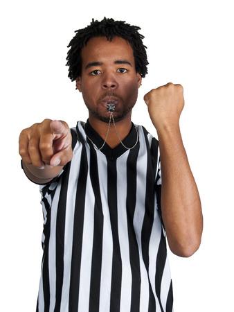 arbitrator: Referee