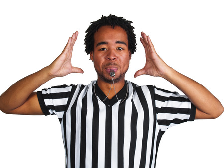 arbiter: Referee