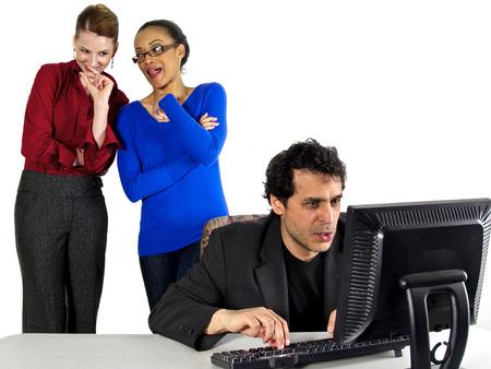 sexuel: Le harc�lement sexuel au travail