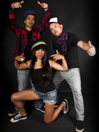 hip hop man: Hip Hop Crew