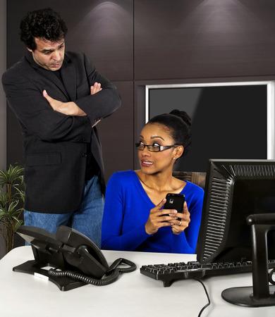 failed politics: Slacking at Work