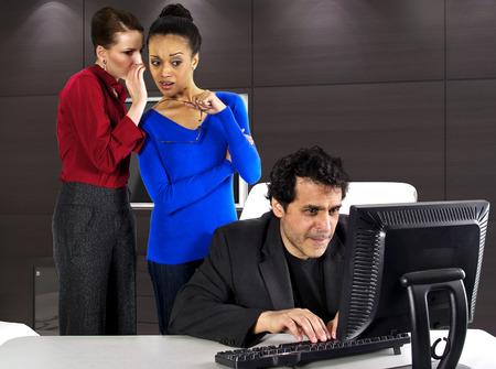 sexuel: Bureau harcèlement