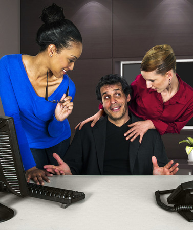 misconduct: Office Harassment