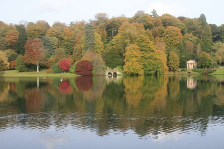 stourhead: Autumn Colours