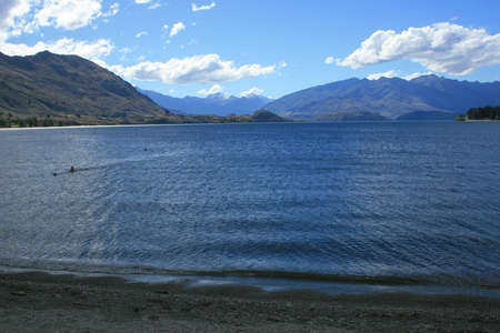 Watersports in the Southern Alps photo