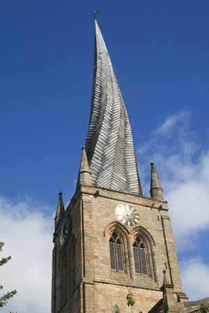 crooked: The Crooked Spire, Chesterfield