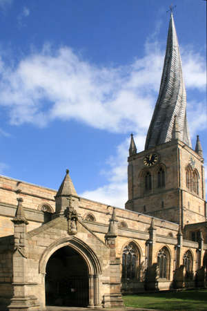 spire: The Crooked Spire, Chesterfield