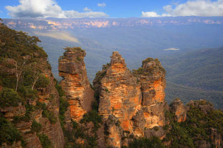 Three Sisters, Blue Mountains, Australia photo
