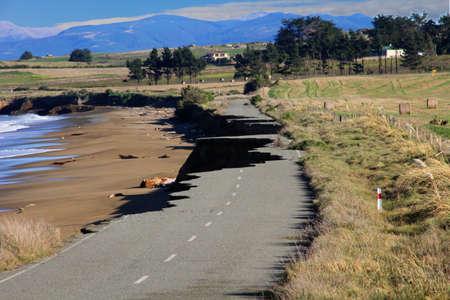erosion: Coastal Erosion