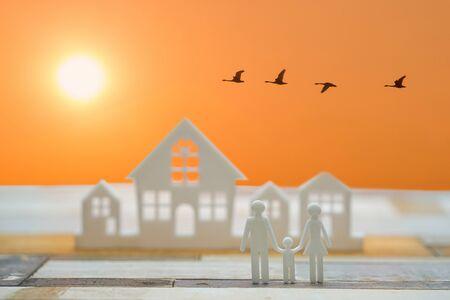 Miniature housing