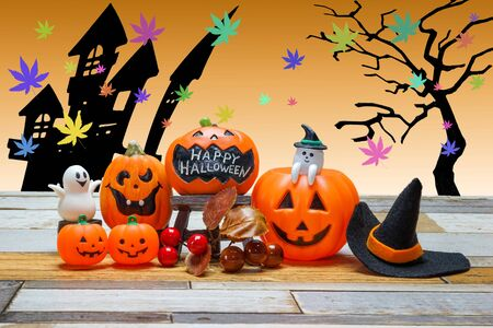Halloween Decorations 版權商用圖片