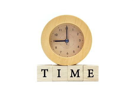 TIME: time