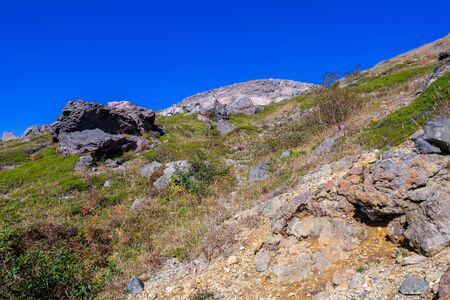 Mount Nasu and Mt. Chausu