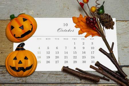 Halloween Pumpkin 写真素材