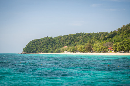 Koh Mai Thon (Honeymoon Island) ,Phuket,Thailand Banque d'images - 108105139