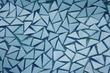 mishmash: Triangular chips mosaic