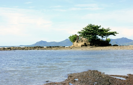Coastal bay Stock Photo - 9837495