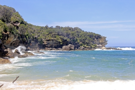 Wattamolla Beach Sydney Australia photo