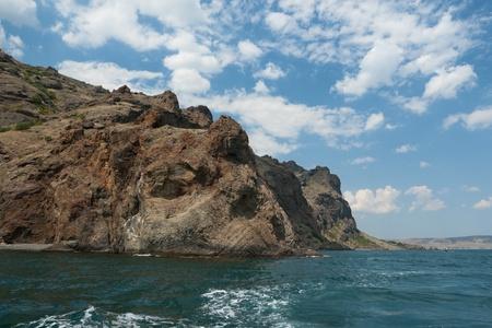Kara Dag Mountain photo