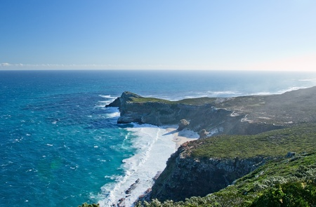 cape of good hope: Cape of Good Hope, Cape Town, South Africa Stock Photo