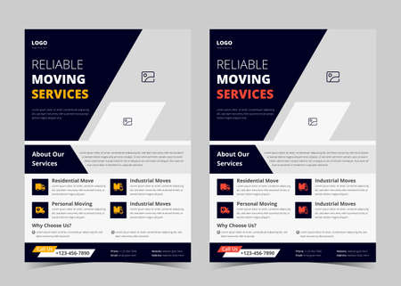 We are moving flyer template. House shifting services poster template.House shifting agency flyer poster template. Fast reliable movers flyer template. Trusted moving experts service flyer template design.