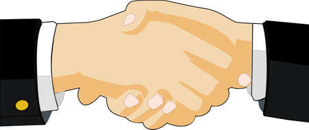 concordance: Image of Handshake