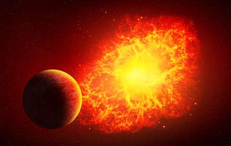 Nebula Stock Photo - 8136872