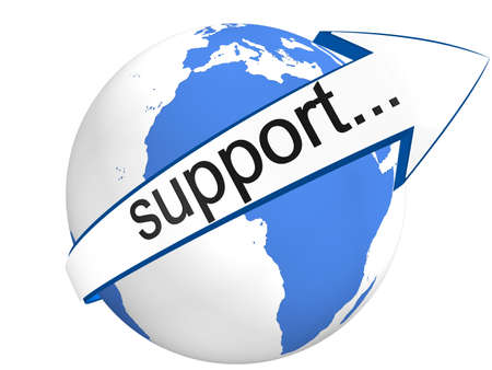global communications: Global Support