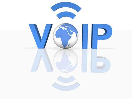 Voice Over IP photo