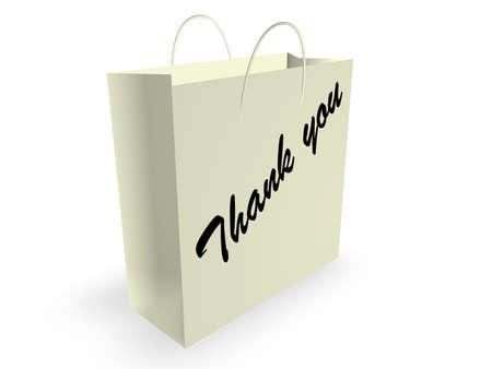 Shopping Bag Banque d'images