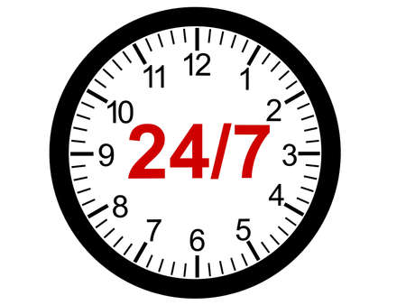 24/7 Opening Concept