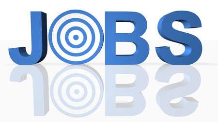 Internet Job Search  Stock Photo - 8414872