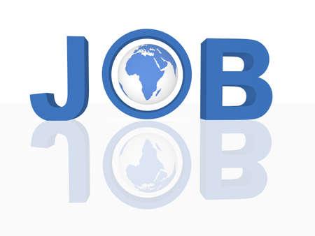 Job Concept Stock Photo - 8446295
