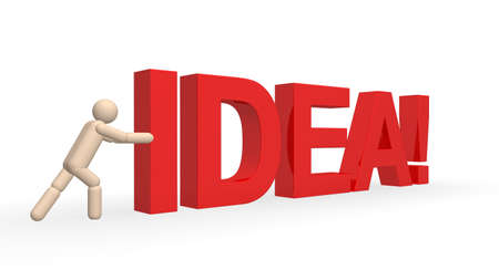 Idea Concept  Stock Photo - 8481430