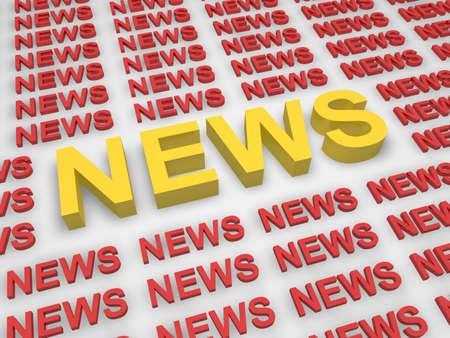 News concept Stock Photo - 8494578