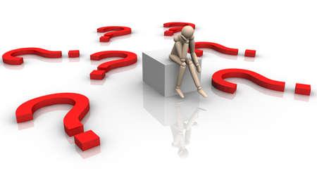 Thinking Concept Stock Photo - 8496059
